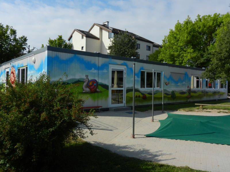 Kindergarten Herrenberger Straße